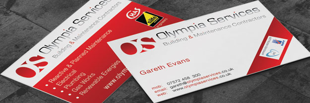 Olympia Services work example